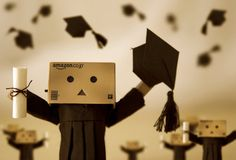 Danbo graduation day