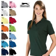 SLAZENGER mens, ladies and kids golf shirts in South Africa Play Golf, Corporate Gifts, Golf Shirts, South Africa, Shots, Training, Number, Shopping, Women