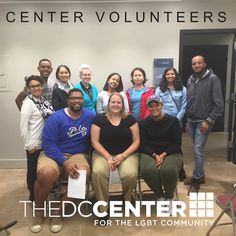 Thanks to all the great folks that came out to the Volunteer Orientation on Saturday. FInd volunteer opportunities at facebook.com/centervolunteers #FindYourCenterDC
