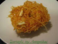 Φωλιές πατάτας - Οι πιο νόστιμες συνταγές