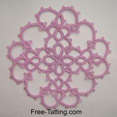 tatted free pattern