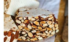 Nougatine with Almonds and Honey | Dessert Recipes
