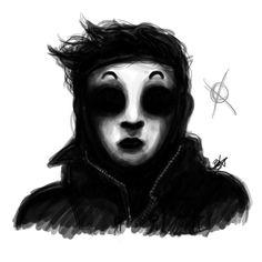 Masky by chumbagel