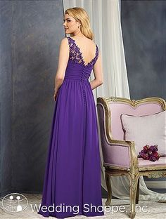 Alfred Angelo  Bridesmaid Dress 7365L