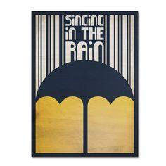 <li>Artist: Megan Romo</li> <li>Title: Singing in the Rain</li> <li>Product type: Giclee, gallery wrapped</li>