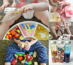 A Crafty LIVing - Toddler Activities www.acraftyliving.com