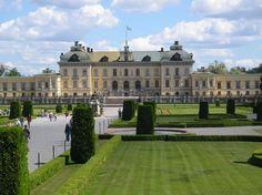 Slot Drottningholm - koninklijk domein