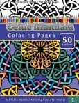 Coloring Books for Grownup: Celtic Mandala Coloring Pages: Intricate Mandala Coloring Books for Adults