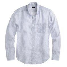 i m using shopscotch com to watch the price of the rei bolongo j crew irish linen shirt in thin stripe men s shirts