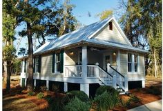 New Katrina Cottages and Bungalows   EYE ON DESIGN by Dan Gregory