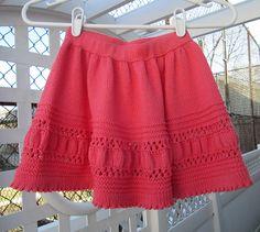 Ravelry: maritere's Heirloom Skirt