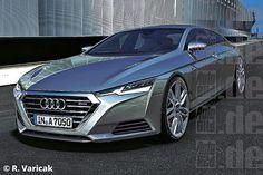 Audi A7 – Lupul își schimbă blana