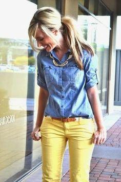 Lady Selva: Moda: Ideas de Outfits primaverales