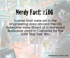 Nerdy Fact #106