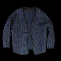 UNIONMADE - Kapital - Nanban Bolero Jacket in Indigo