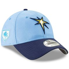 timeless design 990dd 1112a Men s Tampa Bay Rays New Era Light Blue Navy 2019 Spring Training Alternate 9TWENTY  Adjustable Hat, Your Price   29.99