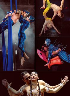 A look at our Cirque couples...