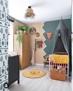 55 Fall Home Decor Trends You are Loving These trendy Home Decor ideas would gain you amazing compliments. Check out our gallery for more ideas these are trendy this year. Kids Bedroom Designs, Baby Room Design, Nursery Design, Baby Room Decor, Nursery Room, Nursery Ideas, Baby Bedroom, Bedroom Ideas, Nursery Inspiration