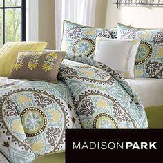 Madison Park Bali 7-piece Comforter Set $80 plus 10% off overstock.com