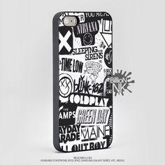 5 Sos Logo2 For Apple, Iphone, Ipod, Samsung Galaxy Case