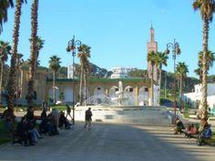 Tanger en Marokko