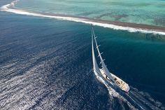 Travel the world with #sailingboat. #Sailing