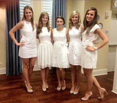 White Dress (or suit!) for initiation ceremony -- I can't WAIT to debut my new white Calvin Klein suit!