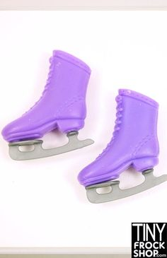 Barbie Ice Skates - MORE COLORS and STYLES!