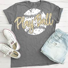 Baseball T Shirt Designs Softball Shirts, Sports Shirts, Softball Cheers, Softball Crafts, Softball Decorations, Baseball Shoes, Baseball Bats, Baseball Stuff, Baseball Season