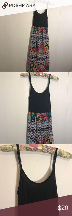 Maxi dress Maxi dress with adjustable straps Dresses Maxi