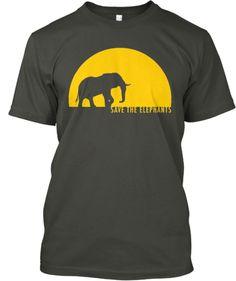 Limited Edition Elephant Tees