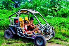 Buggy Fun Adventure in Port Vila, Vanuatu