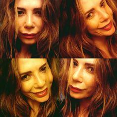 Mirá el increíble cambio de look de una actriz de Las Mil y Una Noches