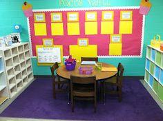 cute classroom.