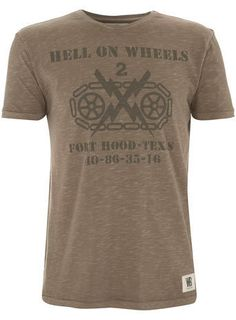 Worn By Hell On Wheels T-shirt* $60.00
