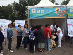 EL DIF llevá a los habitantes de Xochimilco acciones contra la diabetes