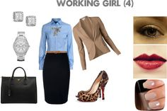 """working girl (4)"" by fiorella-garcia-pacheco-morzan on Polyvore"