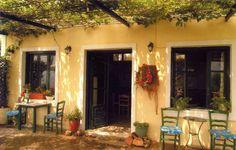 Kafeneeo - old traditional coffee shop