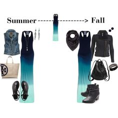 """Summer to Fall #2"" by arstylists on Polyvore"