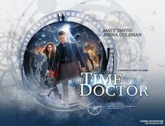 Time of the Doctor poster <3