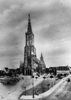 125 Jahre Muensterturm : blick_aufs_muenster