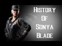 History Of Sonya Blade Mortal Kombat X Sonya Blade, Us Special Forces, Mortal Combat, Mileena, Tough As Nails, Warner Bros, Random Things, Cami, Sisters