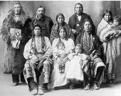 Blackfoot Indian Woman | Blackfoot women and children | TRIBES of ...