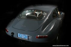 1963 Jaguar XKE Series I 3.8 FHC by Classic Showcase