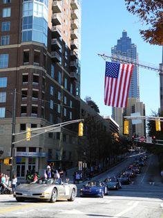 Veterans Day Parade in Atlanta (2012)