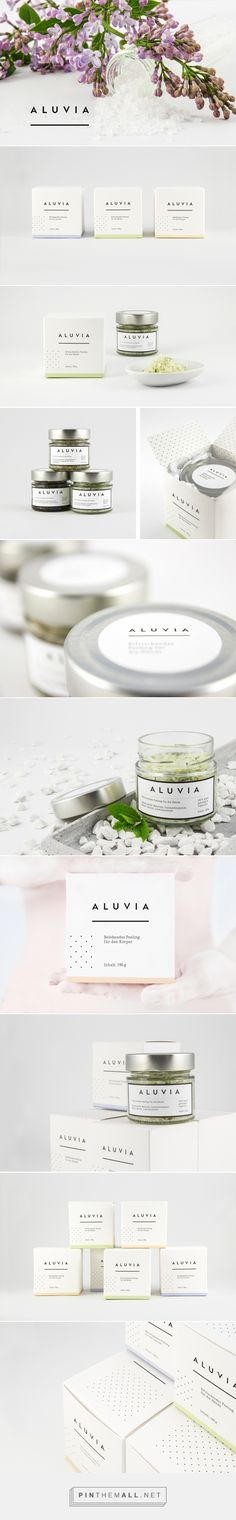 Aluvia // natural exfoliants for the body