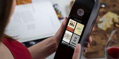 Kuvvé, la botella de vino con pantalla y conexión a WiFi http://j.mp/1sCd014 |  #Botella, #Gadgets, #Kuvvé, #Noticias, #Tecnología, #Vino