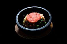 돌솥 명란젓 비빔밥 ¥1,300
