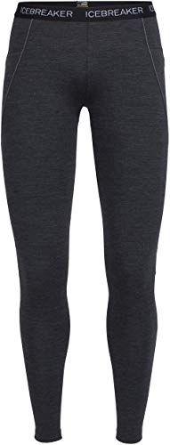 New Icebreaker Merino Women's Zone Heavyweight Base Layer Leggings, Merino Wool Winter Sports. [$120] thetophitsseller Fashion is a popular style