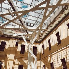 "Maria auf Instagram: ""|Libeskind|"" Museum, Instagram, Museums"